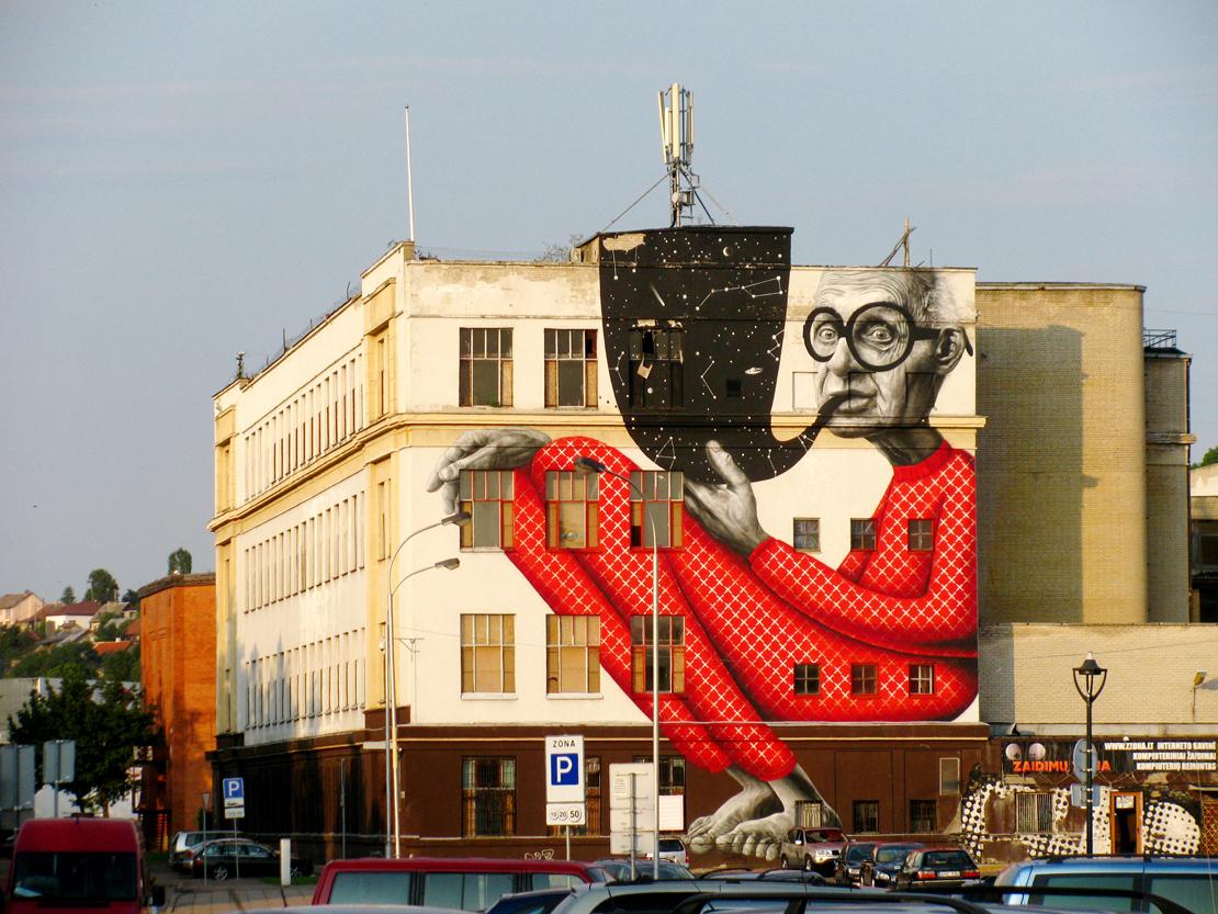 Kaunas graffiti