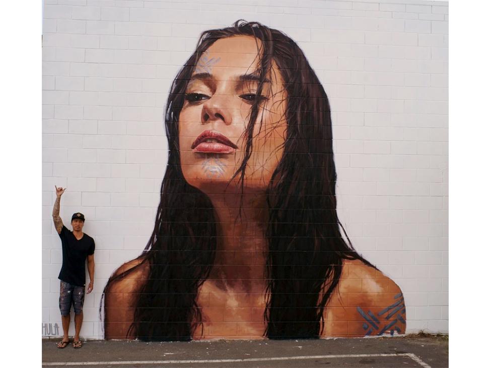 Best Street Art 2015 - Hula