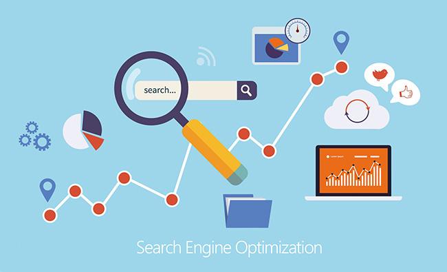 SEO-оптимизация и поисковое продвижение сайтов